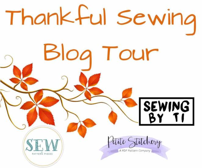 thankful sewing