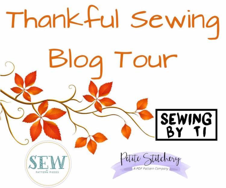 thankful sewing