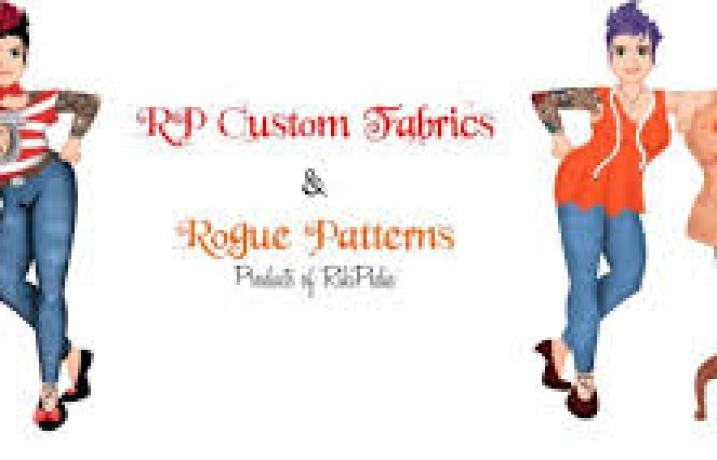 rp custom and rogue patterns